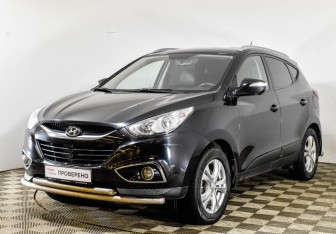 Hyundai ix35 в Москве