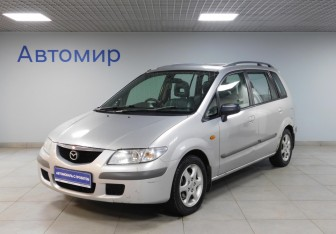Mazda Premacy в Байкальске