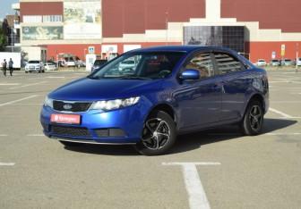Kia Cerato Coupe в Краснодаре