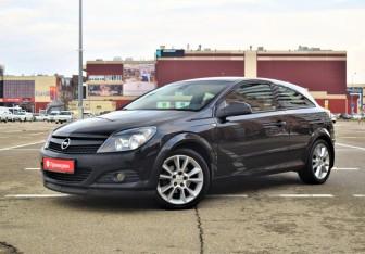 Opel Astra Hatchback в Краснодаре
