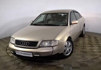 Audi A6 Sedan в Санкт-Петербурге