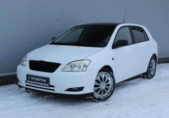 Toyota Corolla Hatchback в Воронеже