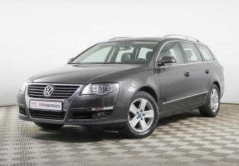 Volkswagen Passat Wagon в Москве