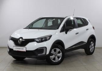 Renault Kaptur в Химках