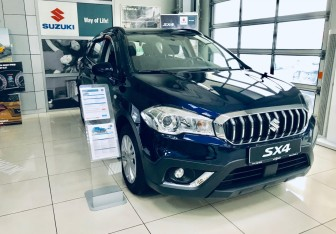 Suzuki SX4 Hatchback в Санкт-Петербурге