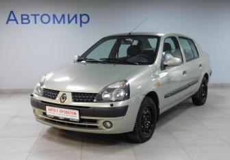 Renault Symbol в Байкальске
