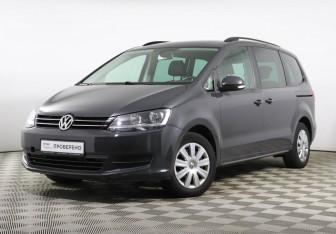 Volkswagen Sharan в Москве