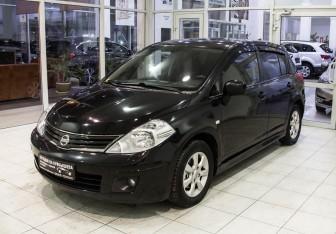 Nissan Tiida Hatchback в Нижнем Новгороде