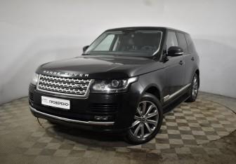 Land Rover Range Rover в Санкт-Петербурге