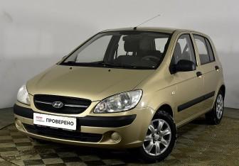 Hyundai Getz в Санкт-Петербурге