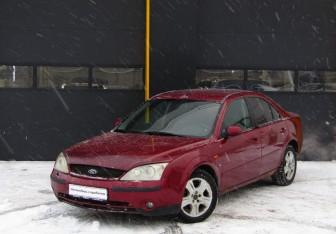 Ford Mondeo Sedan в Москве
