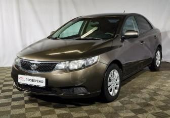 Kia Cerato Sedan в Санкт-Петербурге