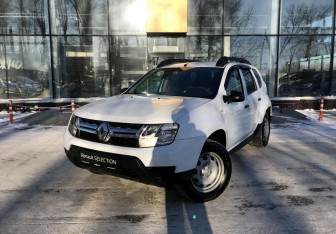Renault Duster в Новосибирске