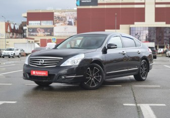 Nissan Teana в Краснодаре