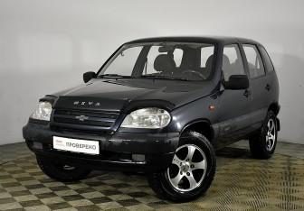 Chevrolet Niva в Санкт-Петербурге