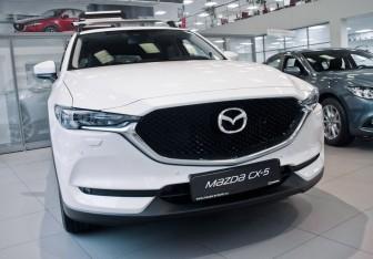 Mazda CX-5 в Москве