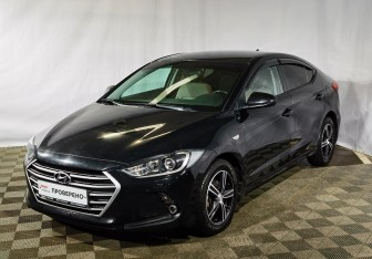 Hyundai Elantra Sedan в Санкт-Петербурге