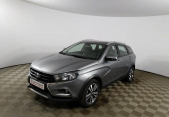 LADA (ВАЗ) Vesta Wagon в Уфе