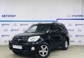 Toyota RAV4 в Новосибирске