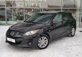 Mazda 3 Hatchback в Новосибирске