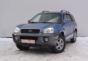 Hyundai Santa Fe в Дмитрове