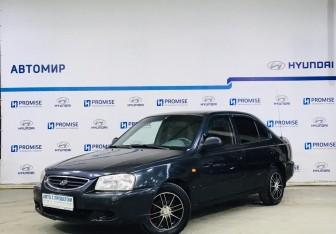 Hyundai Accent Sedan в Новосибирске