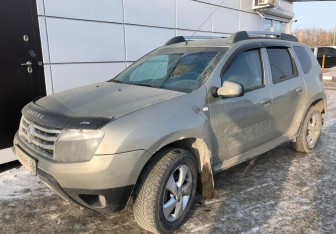 Renault Duster в Оренбурге