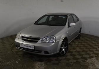 Chevrolet Lacetti Sedan в Санкт-Петербурге