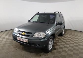 Chevrolet Niva в Уфе