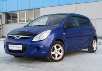 Hyundai i20 в Новокузнецке