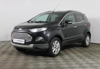 Ford EcoSport в Санкт-Петербурге