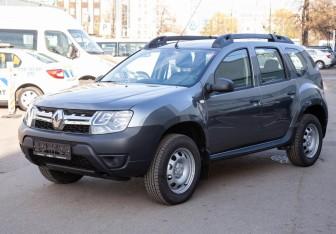 Renault Duster в Сургуте