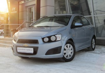 Chevrolet Aveo Sedan в Новокузнецке