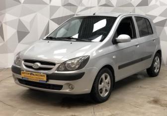 Hyundai Getz в Кирове