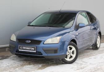 Ford Focus Hatchback в Воронеже