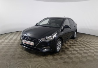 Hyundai Solaris Sedan в Уфе