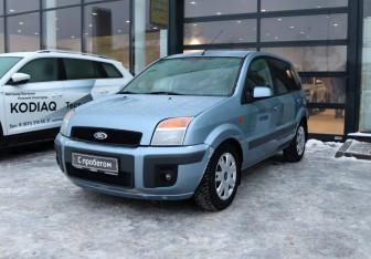 Ford Fusion в Нижнем Новгороде