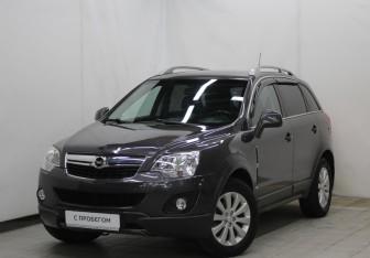 Opel Antara в Новосибирске