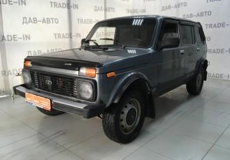 LADA (ВАЗ) 2131 (4x4) в Перми