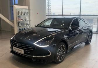 Hyundai Sonata в Новосибирске