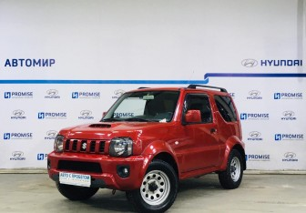 Suzuki Jimny в Новосибирске