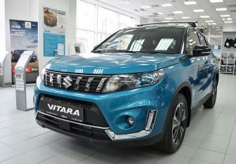 Suzuki Vitara в Екатеринбурге