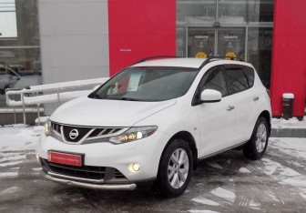 Nissan Murano Suv в Брянске