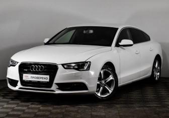Audi A5 Liftback в Москве