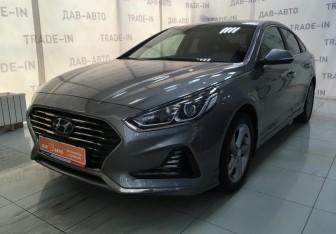 Hyundai Sonata в Перми