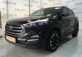 Hyundai Tucson в Перми