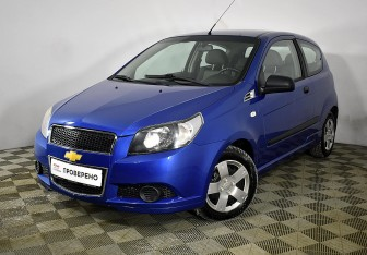 Chevrolet Aveo Hatchback в Санкт-Петербурге