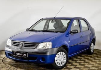 Renault Logan Sedan в Москве
