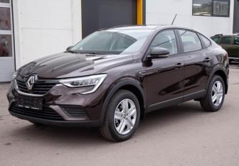 Renault Arkana в Новокузнецке