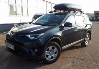 Toyota RAV4 в Уфе
